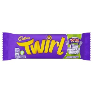 Cadbury Twirl Bar 43g
