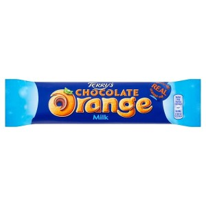 Terry's Milk Chocolate Orange Bar 35g