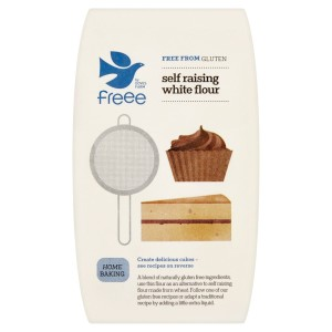 Doves Farm Gluten Free Self-Raising White Flour1kg