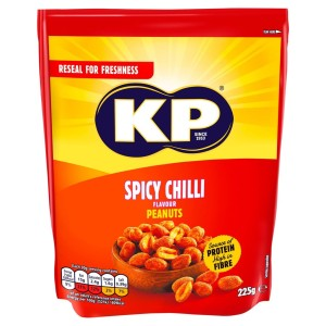 KP Jumbo Nuts Spicy Chilli 180g