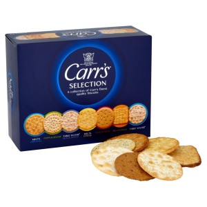 Carr's Selection of Finest Biscuits 200g
