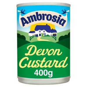 Ambrosia Ready to Serve Custard 400g tin