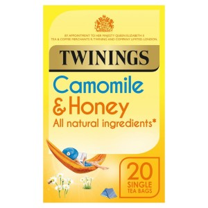 Twinings Soothing Camomile, Honey&Vanilla 20 Tea Bags