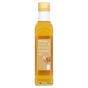 Walnut Oil Waitrose 250ml