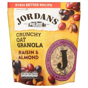 Jordans Original Crunchy Oat Granola with Raisins & Almonds 1kg