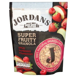 Jordans Super Fruity Granola 550g