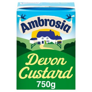 Ambrosia Devon Ready to Serve Custard 750ml