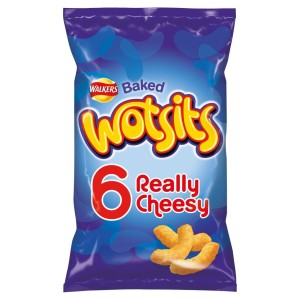 Wotsits Really Cheesy 6 x 17.5g