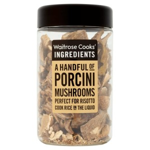 Cooks' Ingredients Porcini Mushrooms Waitrose 30g