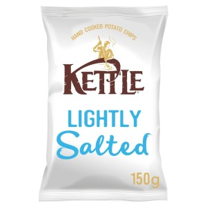 Kettle Chips Lightly Salted 150g
