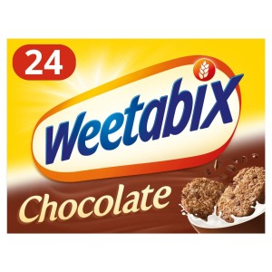 Weetabix Chocolate 24's 500g