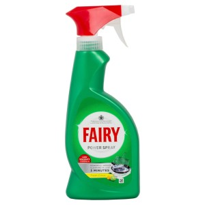 Fairy Power Spray Fresh Citrus 375ml