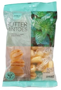 Marks & Spencer Butter Mintoes Mints 225g