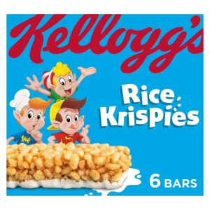 Kellogg's Rice Krispies Cereal & Milk Bar 20g