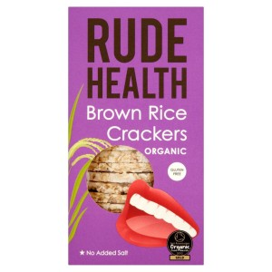 Rude Health Brown Rice Thins 130g