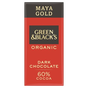 Green & Black's Maya Gold Dark 100g