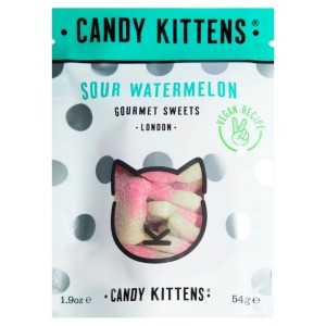 Candy Kittens Sour Watermelon Gourmet Candy 150g