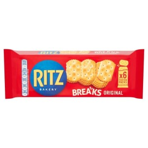 Ritz Breaks Original Savoury Crackers 190g