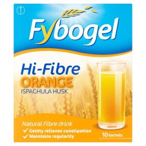 Fybogel Hi-Fibre Orange Sachets 10 per pack