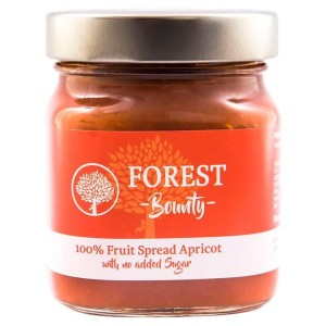 Forest Bounty 100% Fruit Spread Apricot 340g