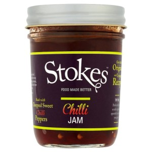 Stokes Chopped Sweet Chilli Peppers Jam 250g