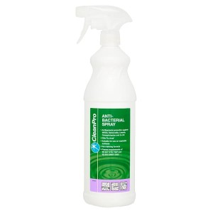 Clean Pro AntiBacterial Professional Disinfectant Spray 1 Litre