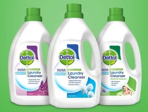 Dettol Anti-Bacterial Laundry Cleanser Additive, 1.5L - VARIOUS FRAGRANCE
