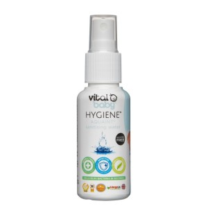 Vital Baby Aquaint Anti-Bacterial Sanitising Water Alcohol Free 50ml