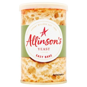 Allinson's Easy Bake Yeast Tin 100g