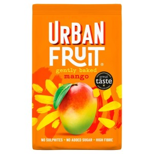 Urban Fruit Gently Baked Mango 100g