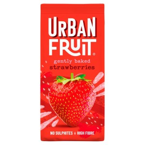 Urban Fruit Gently Baked Strawberries 90g