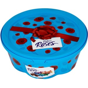 Cadbury Roses Chocolates Tub 720g