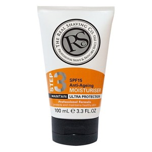 The Real Shaving Co. Advanced SPF15 Moisturiser, 100ml