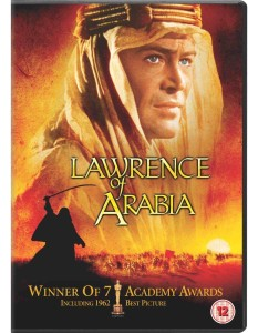 Lawrence of Arabia DVD