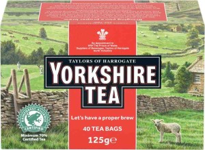 Taylors of Harrogate Yorkshire Tea - 40 tea bags