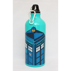 Doctor Who: TARDIS Aluminium Water Bottle 500ml