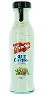 French's Blue Cheese Dressing Sauce 270g