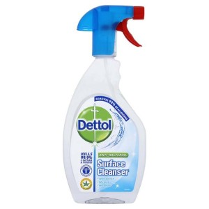 Dettol Antibacterial Surface Cleanser Spray 500ml