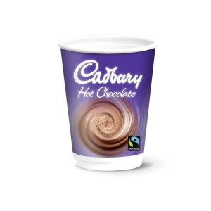 Cadbury Hot Chocolate 2GO Single Cup