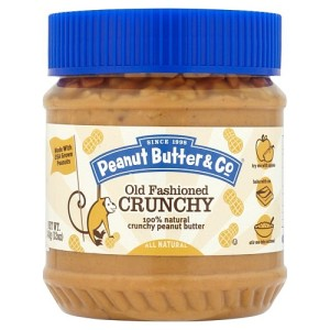 Peanut Butter & Co Old Fashioned Crunchy Peanut Butter 340g