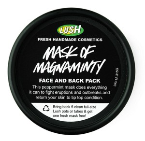 Lush Mask Of Magnaminty Fresh Face And Body Mask