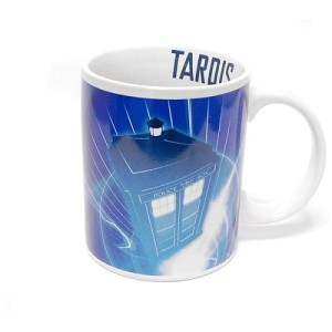Doctor Who Tardis Printed Mug 300ml