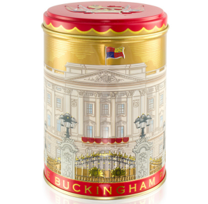 Buckingham Palace Luxury Black Tea Caddy 50 Teabags