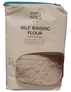 Marks & Spencer Self Raising Flour 1.5KG