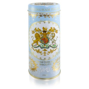 Buckingham Palace Shortbread Biscuits Tin 250g