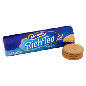 McVitie's Rich Tea Biscuits 300g