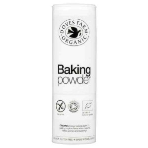 Doves Farm Organic Gluten Free Baking Powder 130g