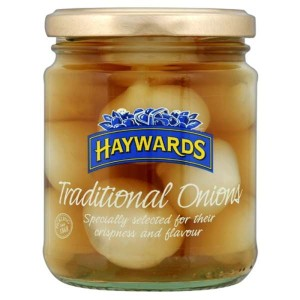Haywards Traditional Pickled Onions 270g