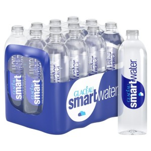 Glaceau Smartwater Distilled Water 12 X 600ml