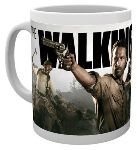 The Walking Dead Banner Mug - Rick